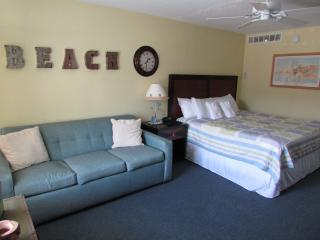 Beach Bliss condo Daytona Beach-Budget Friendly