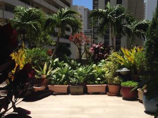 Waikiki Garden Apartment, Honolulu