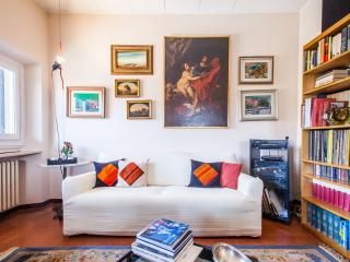 Firenze centro: elegant appartam + parking privato, Florencia