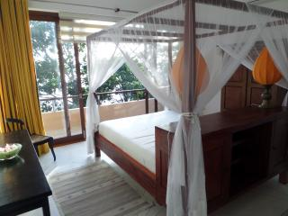 Serene Double room ensuite. Sea Heart House on Koggala Lake!