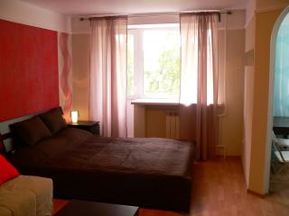Apartaments in Tomsk, Usova 27a