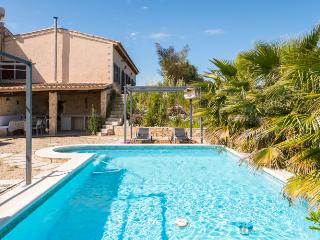 Beautiful country house with private pool and view, Montuiri