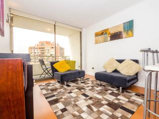 Lovely 1 Bedroom Apartment with Fantastic View in Las Condes, Santiago