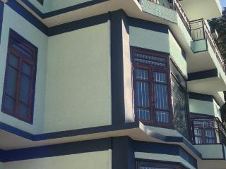 Outside view of the building