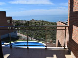 Espectacular ático duplex con vistas al mar