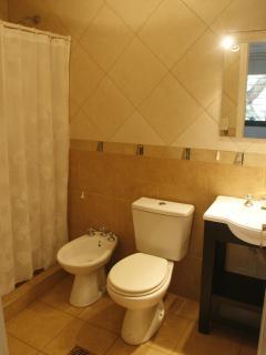 Baño privado de la habitación principal