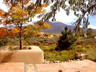Alta Vista Enclosed yard Hot tub Mountain views gourmet kitchen, El Prado