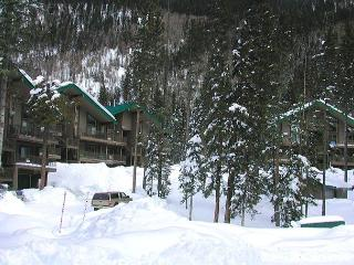 Taos ski in ski out condo views, Taos Ski Valley