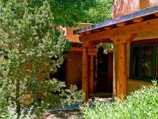 Taos Town Walk 1/2 mile to Taos Plaza
