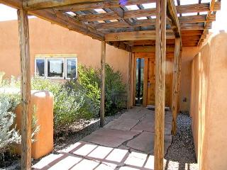 "to Taos is the ""green architecture"" known as ""Earthships"", El Prado"