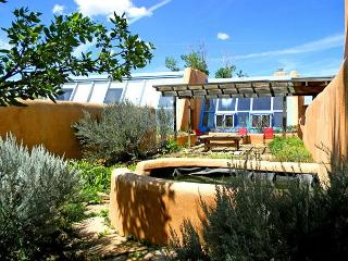 "John Shaw's Earthship & Guest House ""green architecture"""