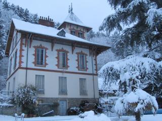 Chateau les Terrasses a 5 km de Grenoble centre