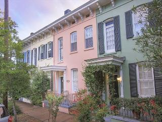 Two Story Row Home with Private Courtyard, Savannah