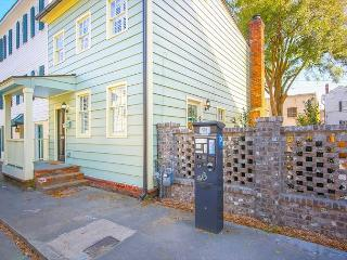 Renovated townhome on Congress Street, Savannah