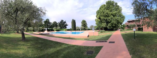 Appartamento con piscina - Lago di Garda Verona