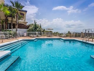 3 bedroom, 3 bath condo a few steps away from the water!