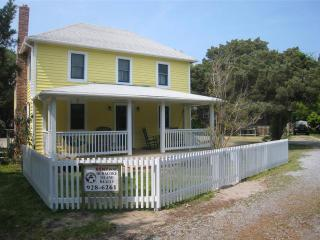 Miss Elecia Garrish Home, Ocracoke