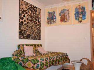 La maison des artistes de Bica !!, Lissabon