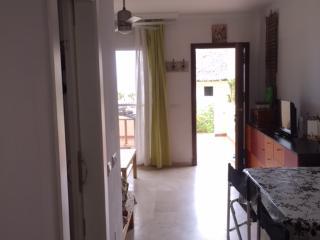salón, entrada