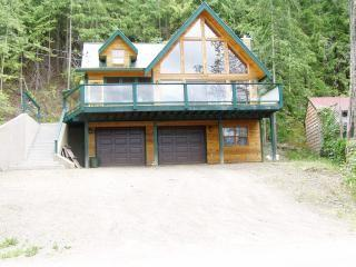 Eagle Bay Cabin with Private Beach, Eagle Creek