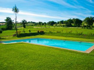 Villa con piscina, Le cantinelle, Todi, Umbria