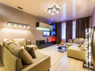 Modern one bedroom apartment on Gagarin square