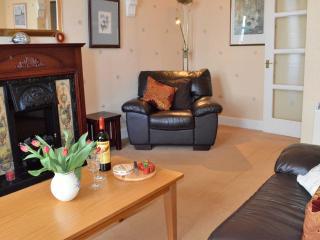 Warm & inviting living room