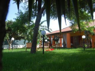 Villa singola con piscina a 80 metri dal mare