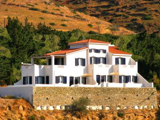 Andros Luxury House (4 Adults with Sea View), Kypri