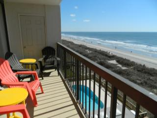 Just Reduced- Ocean Front Condo w/ New Kitchen!, North Myrtle Beach