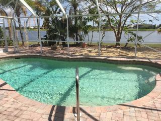 Deep Creek luxury pool home on Lake Zappa