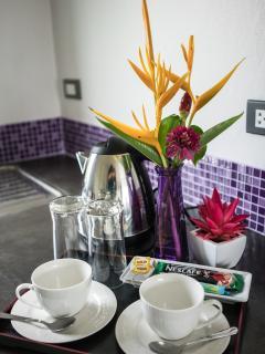 Tea & Coffee facilities in all bedrooms