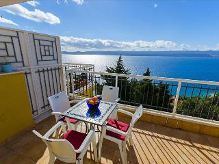 One bedroom apartment with breathtaking view, Mimice