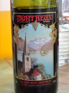 Vertical photo - sorry...the Montreux Riviera & Lavaux, a World Heritage Site, known for their wines