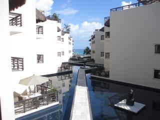 Luxury Studio with ocean view terrace, Playa del Carmen