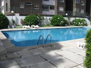 Acogedor apartamento con piscina y wifi