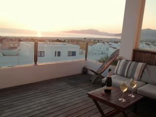 Penthouse with Sea & Sunset Views in Tarifa Town