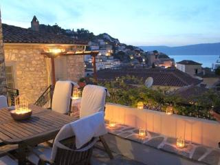 2 floor dream view villa, Hydra Town