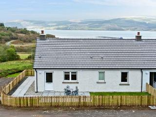 SUNSET COTTAGE, pet friendly, country holiday cottage, with a garden in Salen, R