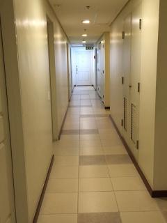 Tower 2 14th Floor Hallway