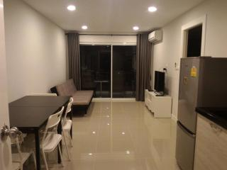 Studio 47sqm Garden&Seaview Room At Baan Grood, Bang Saphan