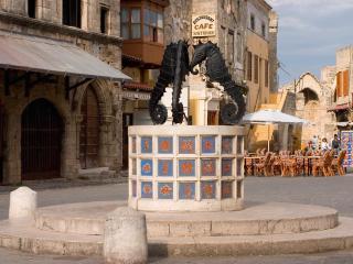 Old Town Kamara, Città di Rodi
