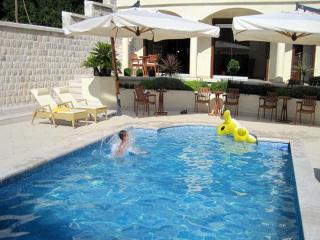 Villa Nikcevic -Double Room with Pool View 2 (204), Orahovac