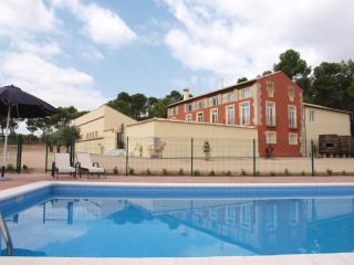 Impresionante Villa en Finca ecologica