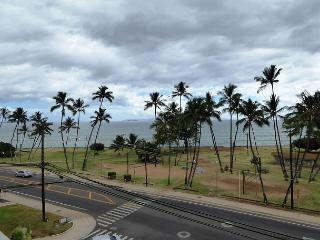Island Surf 505 ~ Best deal in town!  Ocean view with full kitchen!, Kihei