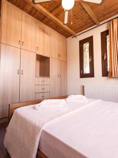1st storey master bedroom big closet