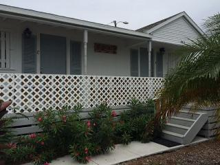 Upgraded efficiency right in the center of Port Aransas!