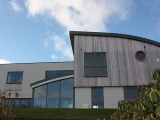 Pencarrick Sleeps 10 overlooking the creek, Feock