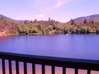 Enjoy Spectacular Views of Lake and Loon Mountain