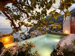 Positano luxury Villa Angelina, weddings, private pool, amazing view